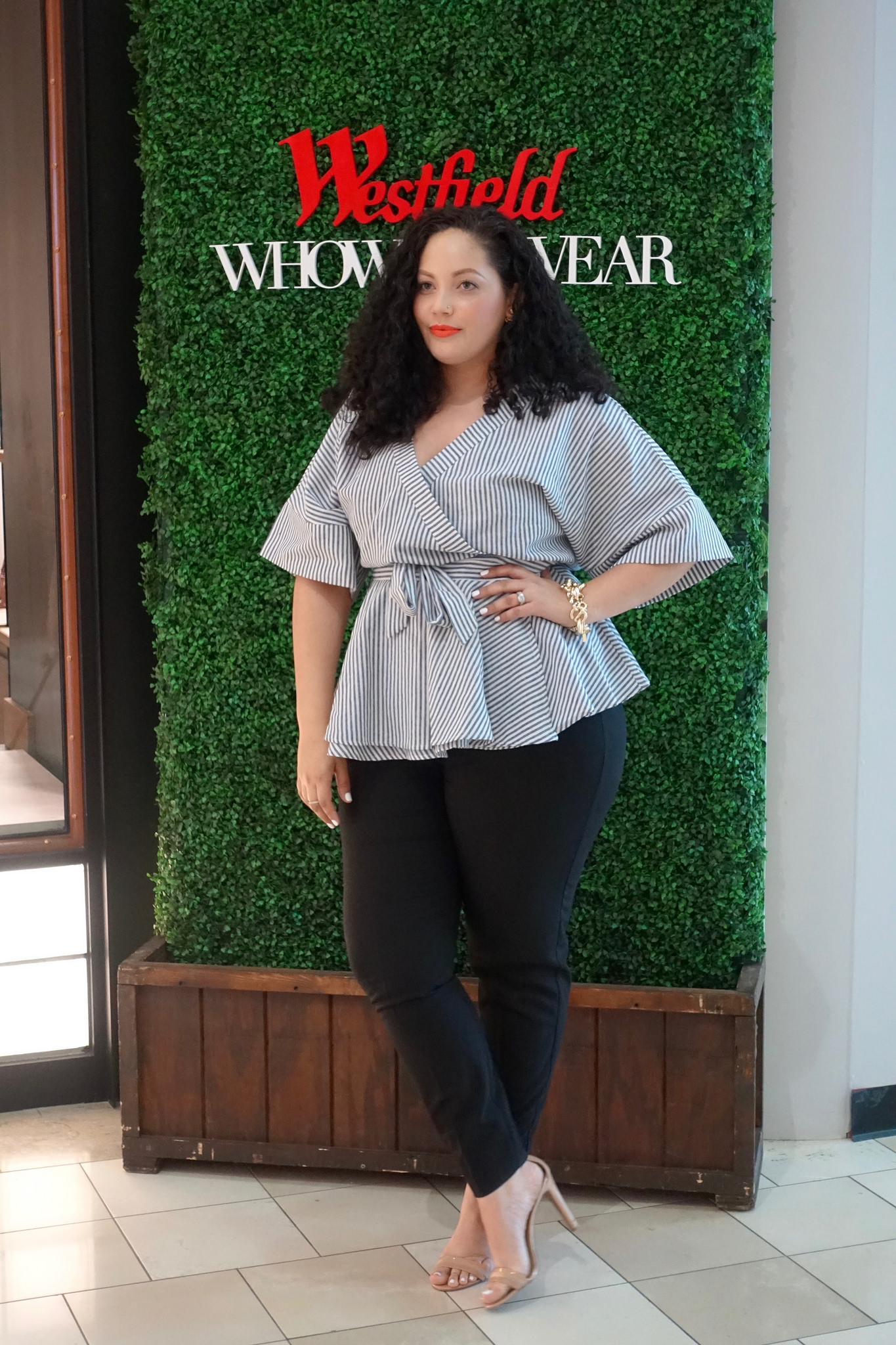 Who What Wear Boss Notes event, Tanesha Awasthi