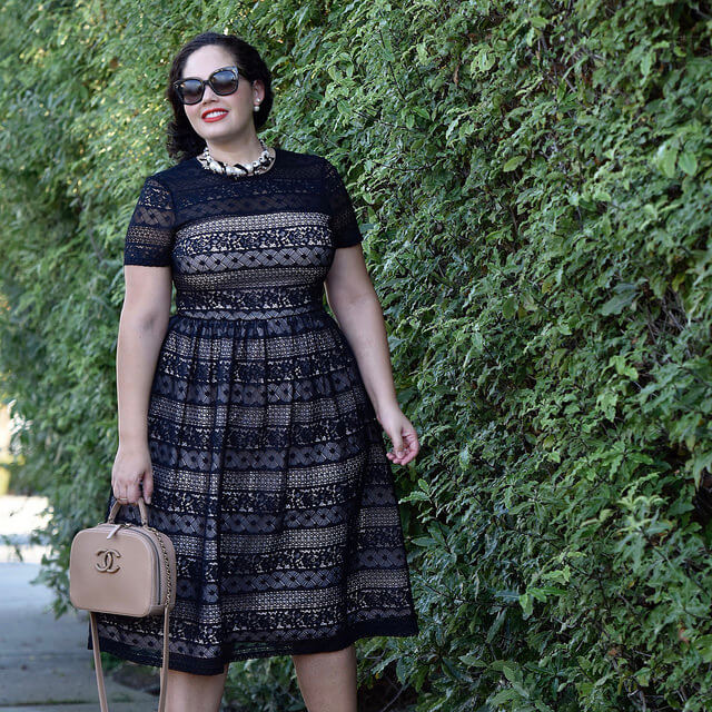Top 10 Outfits of 2017 via @GirlWithCurves #outfits #style #fashion #curvy #blogger