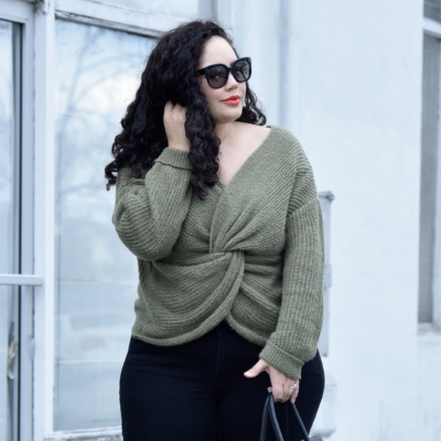 Revive Your Winter Wardrobe With This Styling Hack #style #outfits #sweaters #ootd