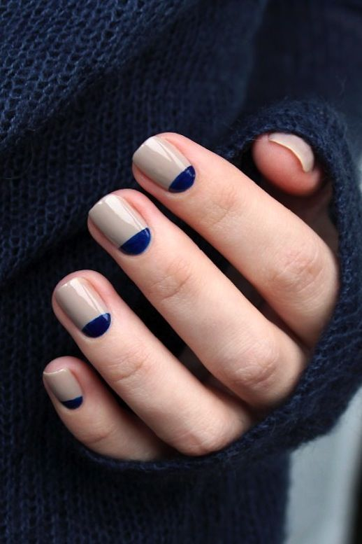 Fresh Manicure Ideas for Spring via @GirlWithCurves #style #nails #manicure