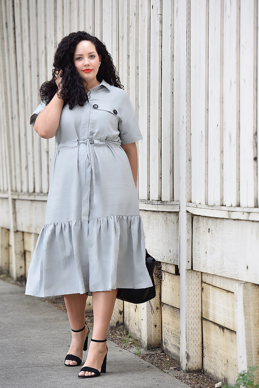 This Dress is a Must-Have via @GirlWithCurves #dresses #style #fashion
