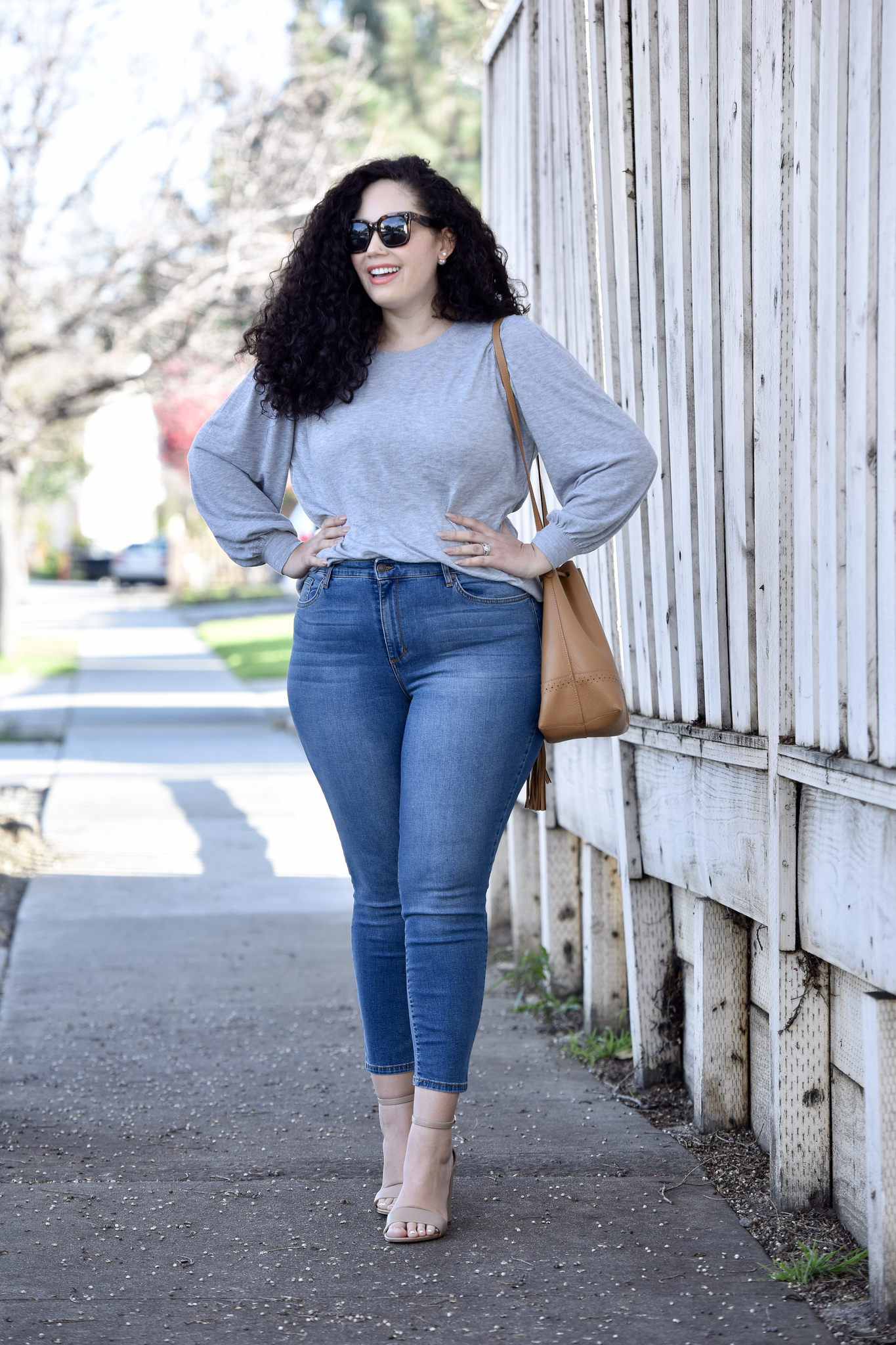 These Are The Best Jeans Under $25 via @GirlWithCurves #outfits #blogger #fashion #style #curvy #jeans