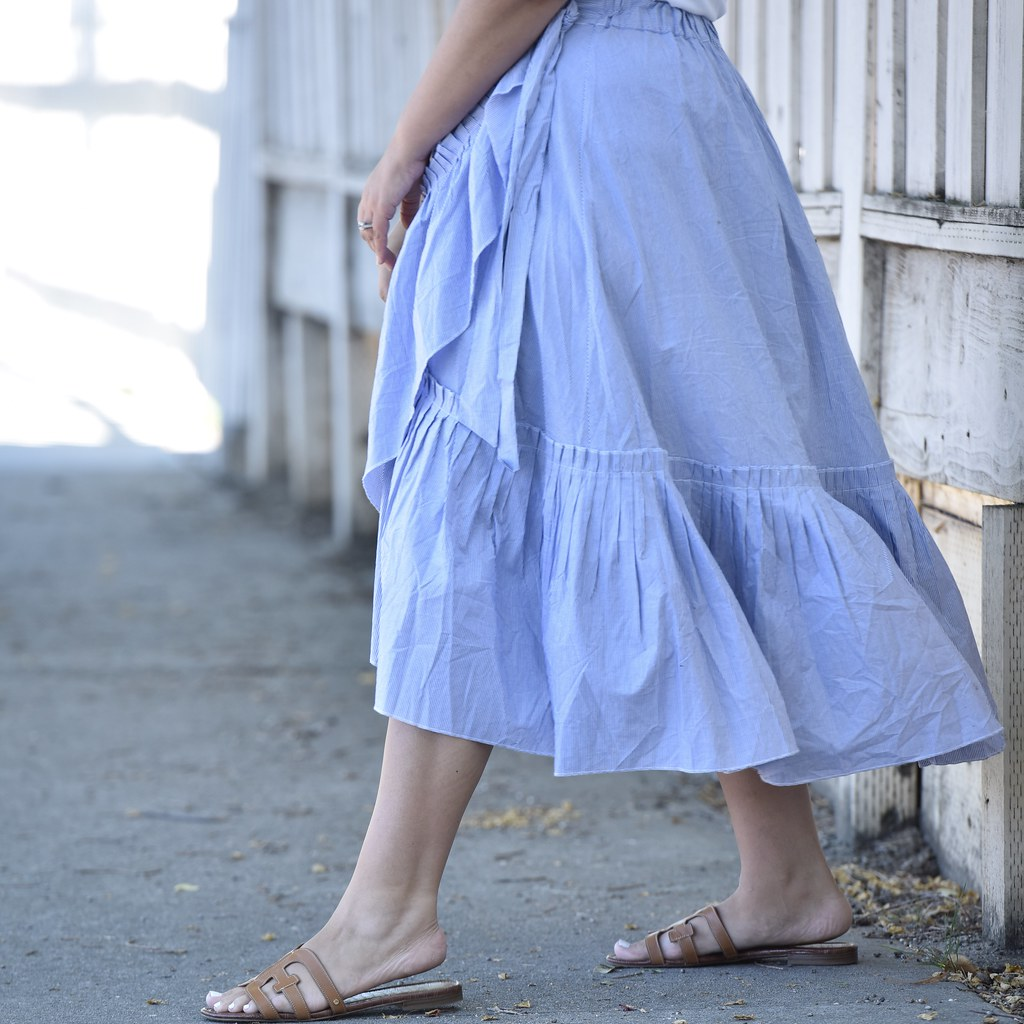 3 Must Have Shoes For Spring Summer Via @GirlWithCurves #fashion #outfits #shoes #shopping #style #blogger #sandal #ankelstrap