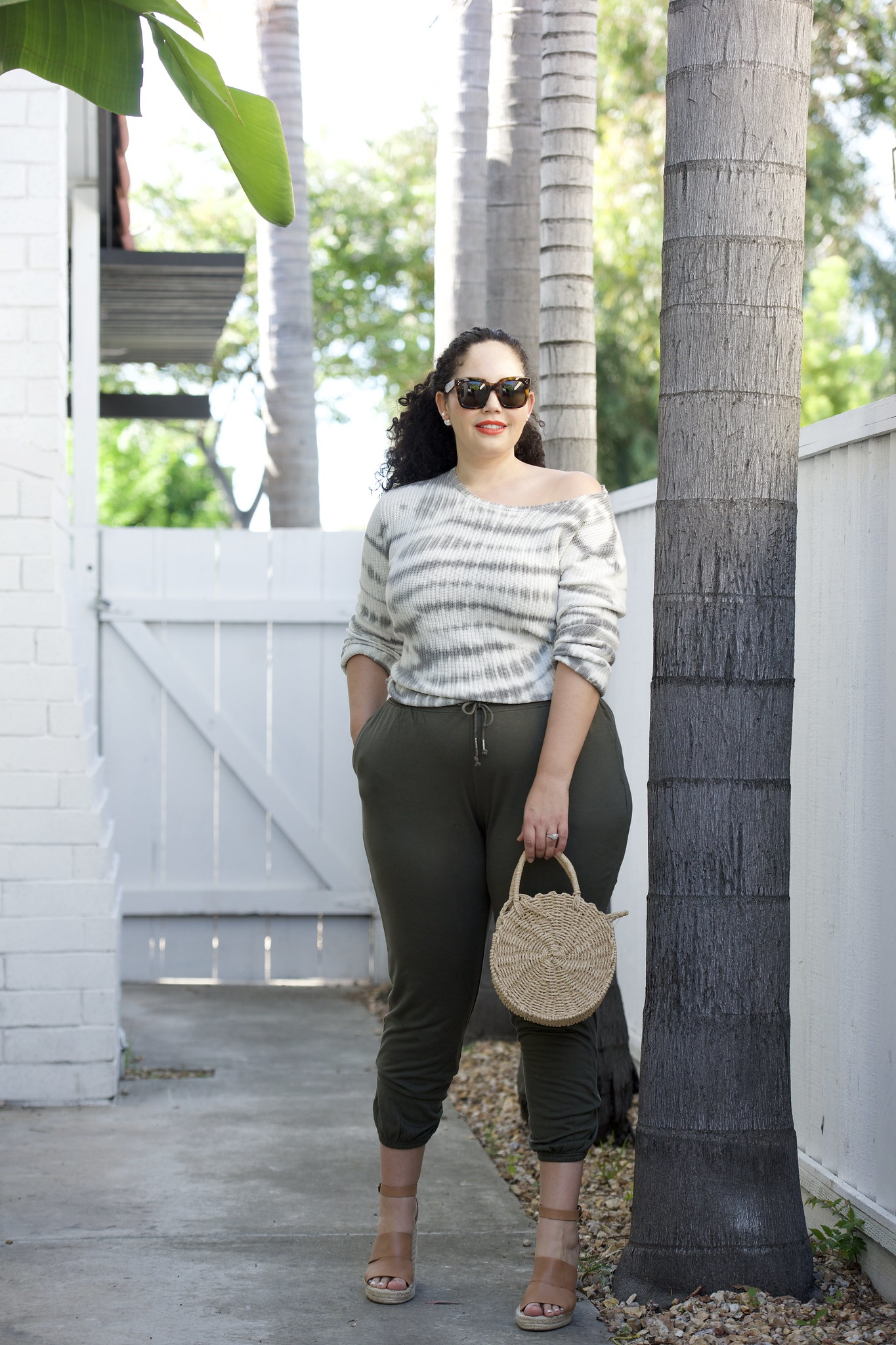 This Cute and Comfy Outfit is a Must-Have via Girl With Curves
