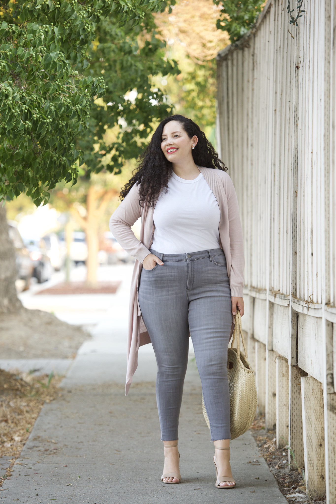 This is my Favorite Comfy-Chic Outfit | Girl With Curves