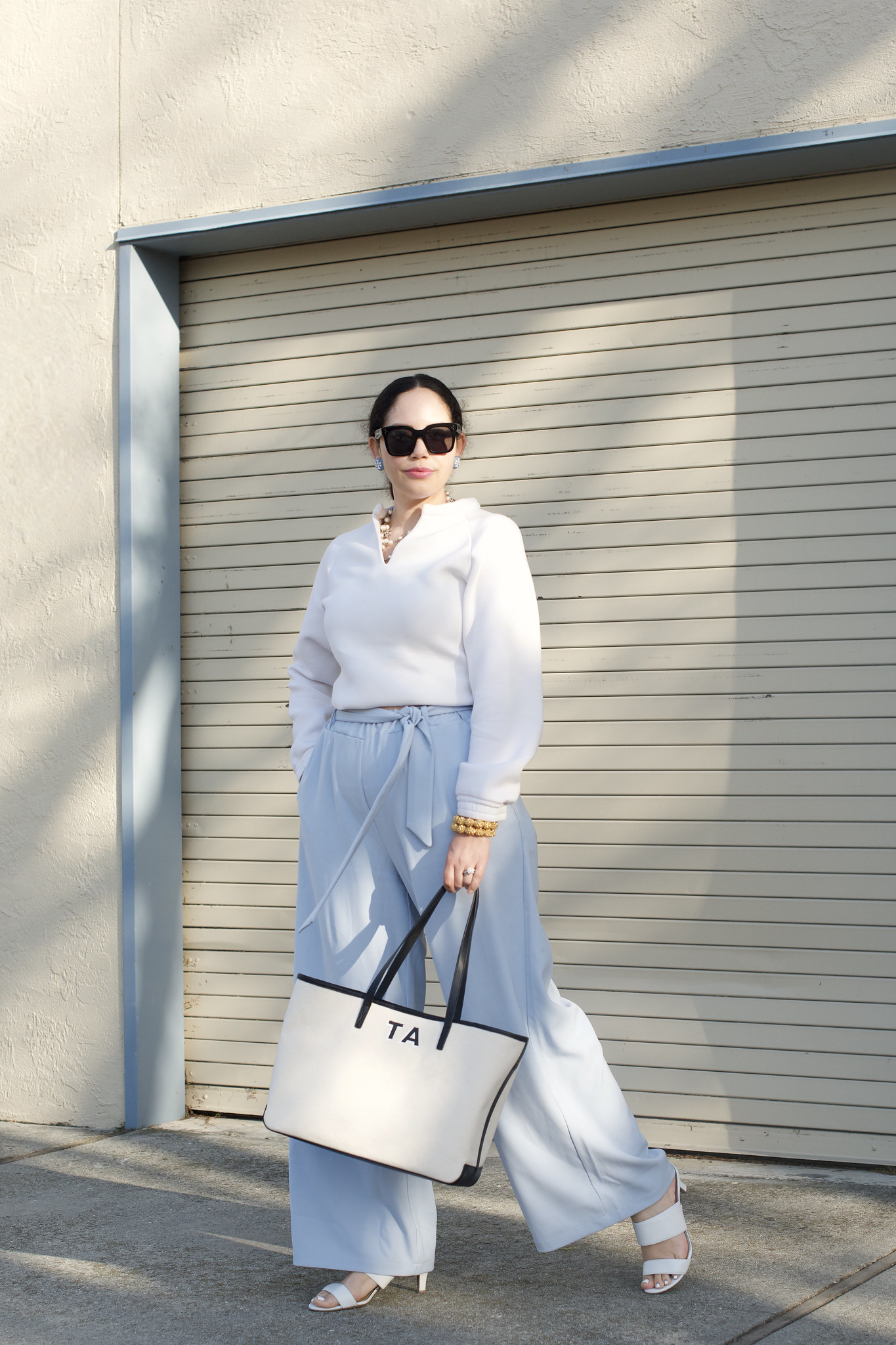 Currently Obsessing Over: Wide Leg Pants | Girl With Curves