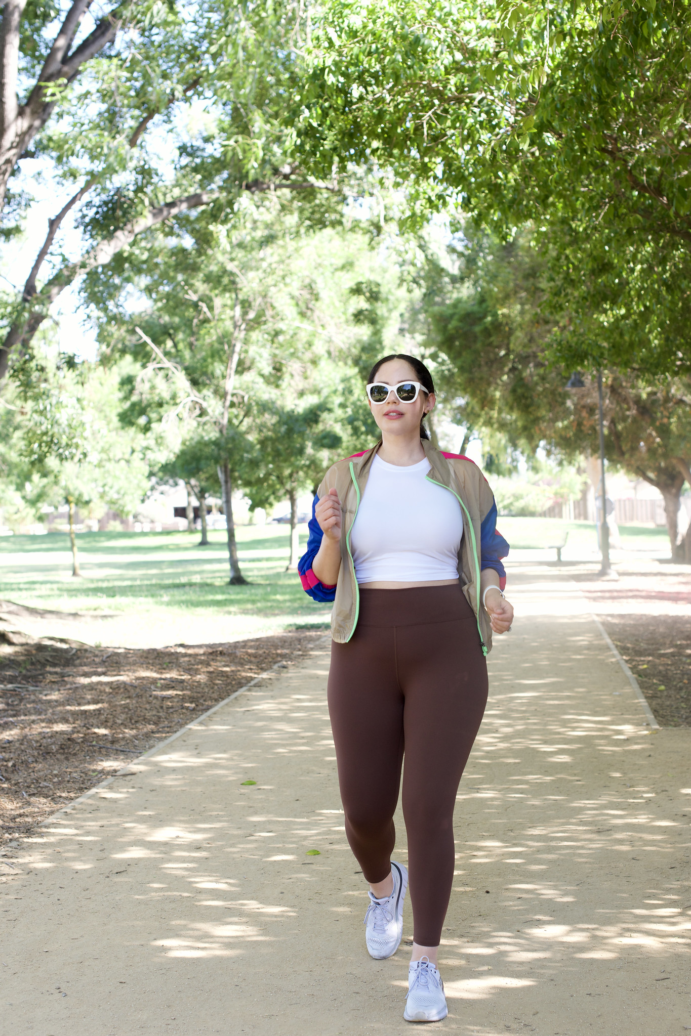 Real Talk: I'm Obsessed with Power Walking | Girl with Curves